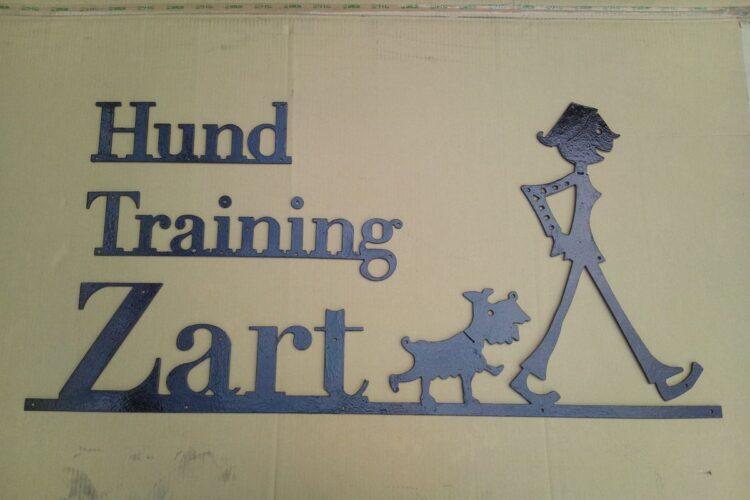 Hund Training Zart様